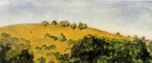"""Картина """"landscape 3"""" художника """"писсарро камиль"""""""