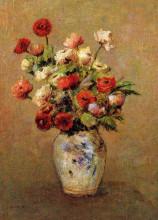 """Картина """"bouquet of flowers"""" художника """"редон одилон"""""""