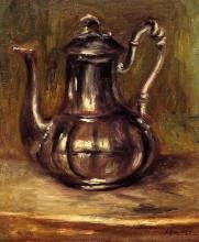 "Картина ""Coffee Pot"" художника ""Ренуар Пьер Огюст"""