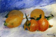 "Копия картины ""Still Life with Lemons and Oranges"" художника ""Ренуар Пьер Огюст"""