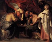 "Картина ""the four evangelists"" художника ""рубенс питер пауль"""