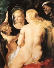 """Копия картины """"Morning Toilet of Venus"""" художника """"Рубенс Питер Пауль"""""""