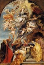 "Картина ""The Assumption of Mary"" художника ""Рубенс Питер Пауль"""