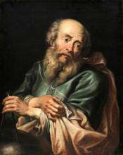 """Картина """"Galileo Galilei"""" художника """"Рубенс Питер Пауль"""""""