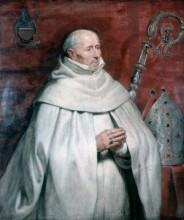 "Копия картины ""The Abbot of St. Michael's"" художника ""Рубенс Питер Пауль"""