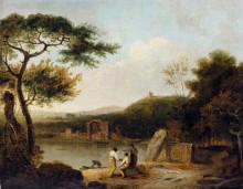 "Картина ""Lake Avernus I"" художника ""Уилсон Ричард"""