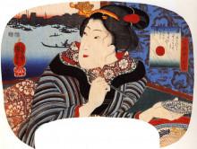 "Картина ""women"" художника ""утагава куниёси"""