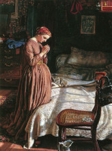 """Репродукция картины """"Morning Hunt"""" художника """"Хант Уильям Холман"""""""