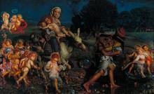 "Картина ""The Triumph of the Innocents"" художника ""Хант Уильям Холман"""