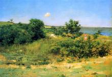 """Копия картины """"Shinnecock Hills, Peconic Bay"""" художника """"Чейз Уильям Меррит"""""""