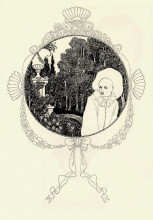 "Картина ""Pierrot of the Minute"" художника ""Бёрдслей Обри"""
